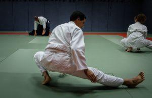 Exercice de taïso