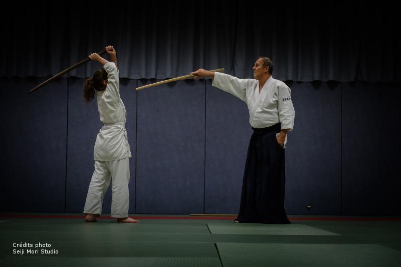 cours d'aikiken